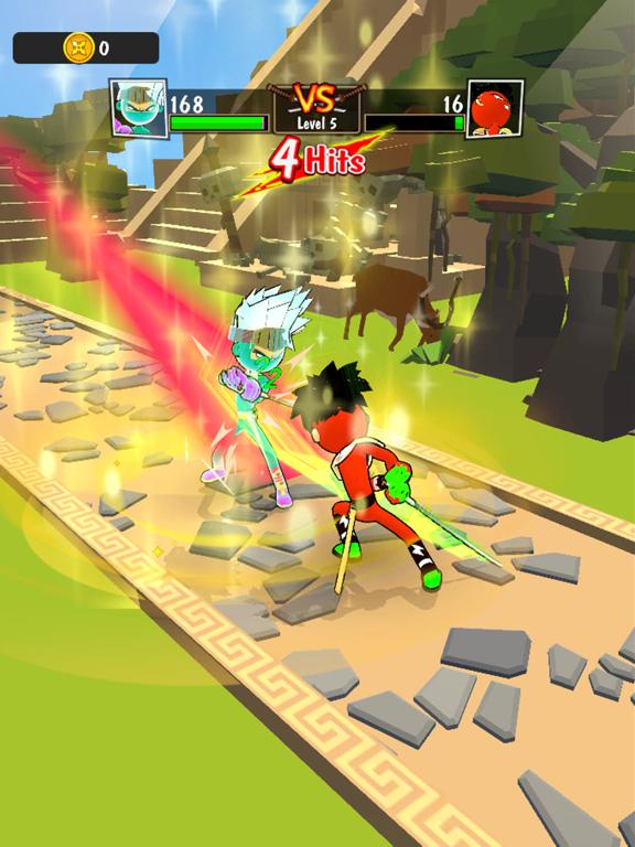 Katana Master - Stickman Ninja screenshot 9