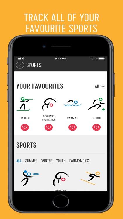 Olympic Channel screenshot-4