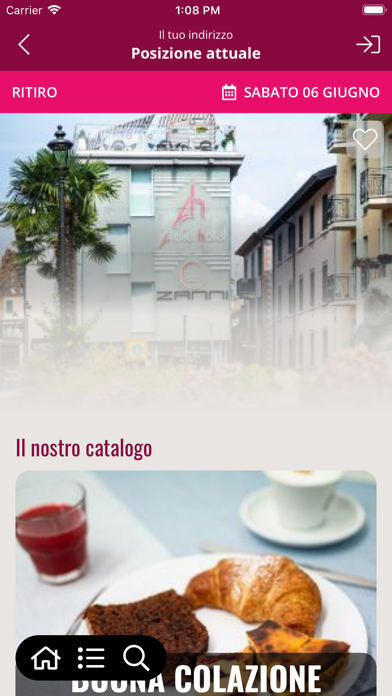 Atelier Hotel Design screenshot 2