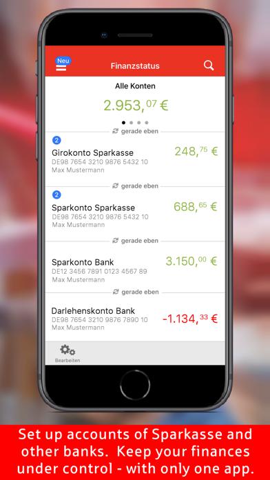 Sparkassen app iphone xs