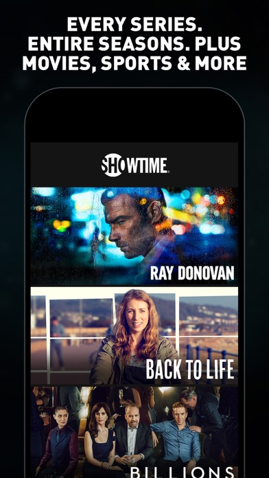SHOWTIME: TV, Movies and More app image