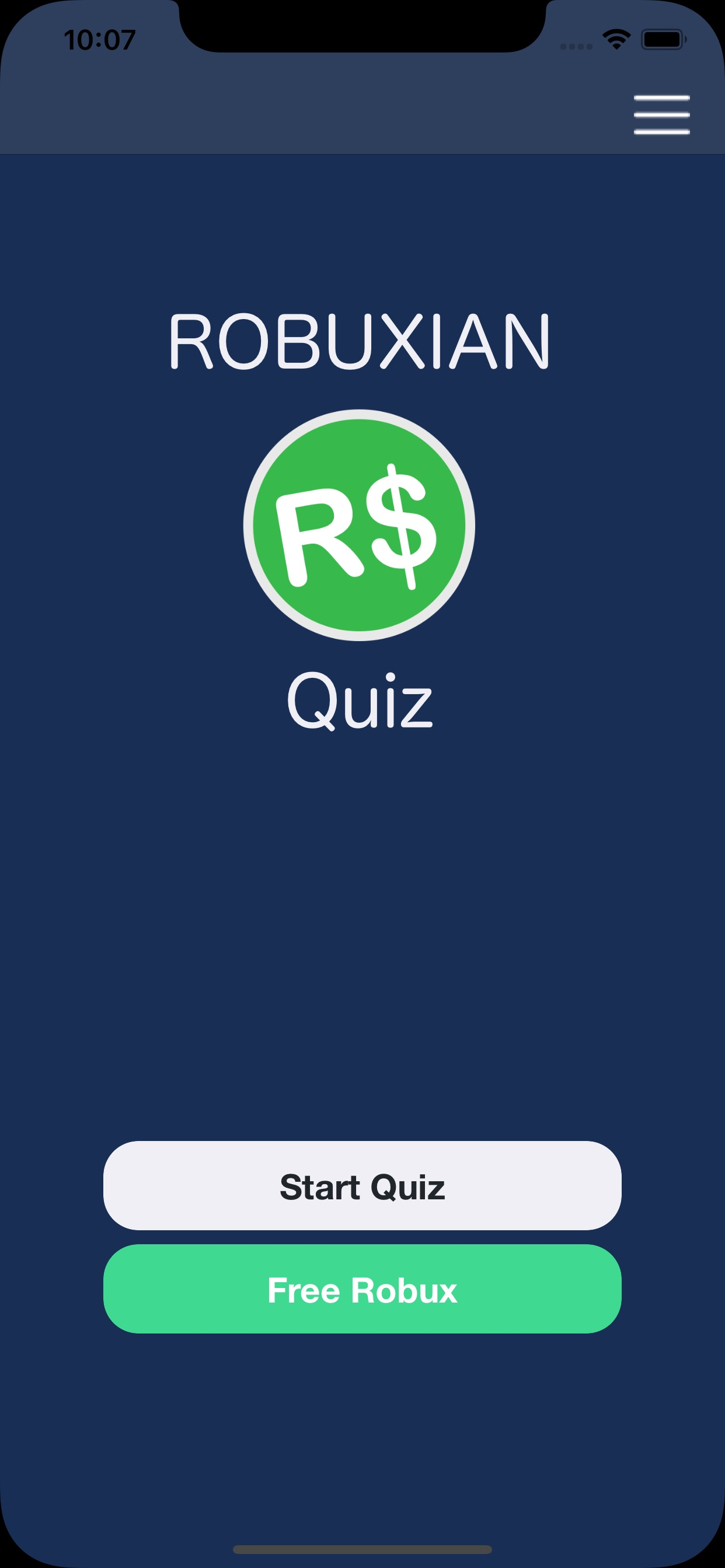 Quiz For Roblox Robux App Store Review Aso Revenue Downloads Appfollow Robuxian Quiz For Robux App Store Review Aso Revenue Downloads Appfollow
