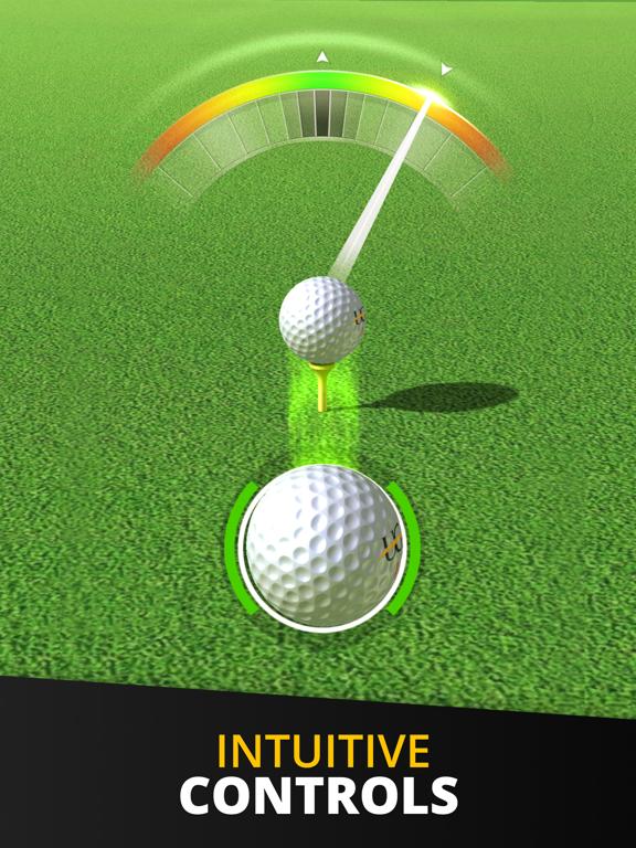 iPad Image of Ultimate Golf!