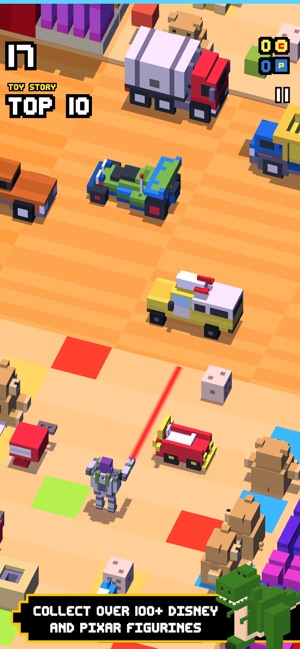 crossy road apk android 4.0