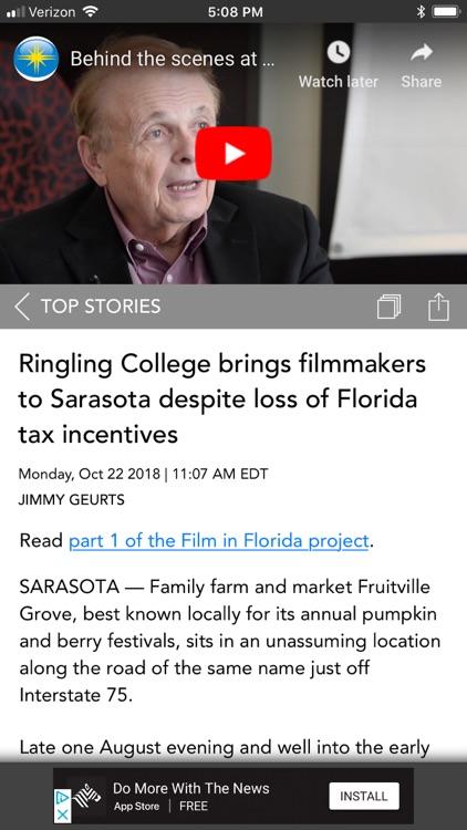 Sarasota Herald Tribune screenshot-8