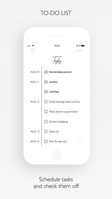 PLANBELLA - Planner App screenshot 8