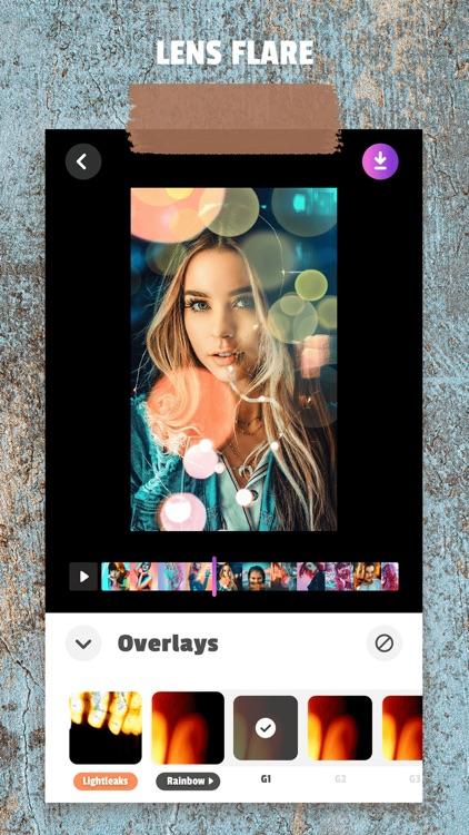 VidsArt: Music Video Editor screenshot-3