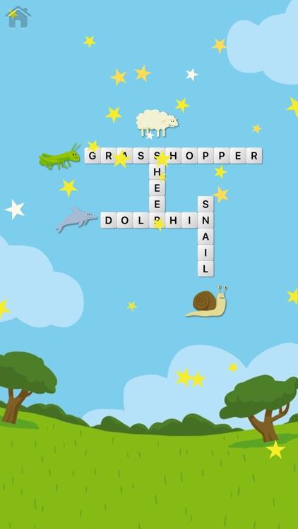 Ani'Mots Crossword screenshot-4