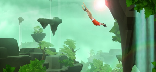 ‎Sky Dancer: Free Falling Screenshot