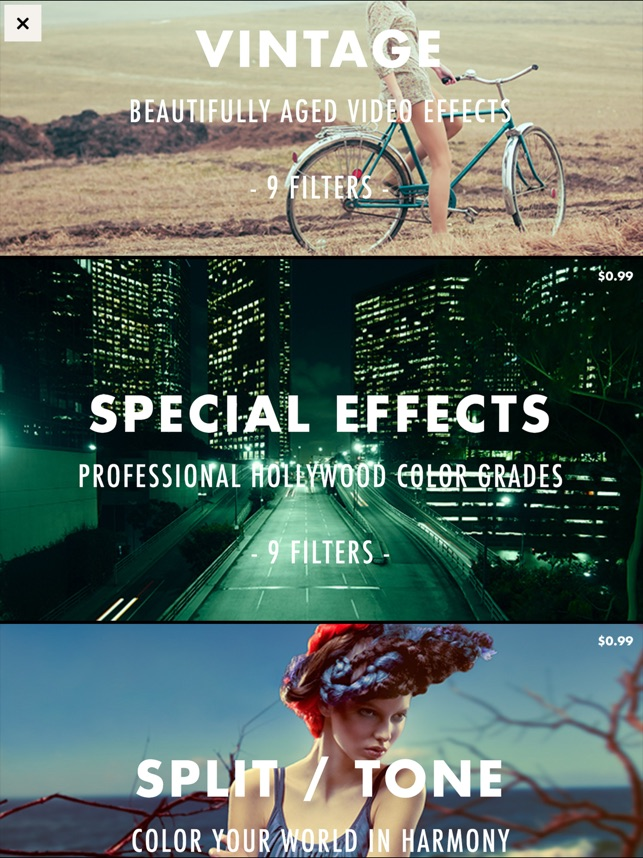 Chromic: Video Filters, Editor on the App Store