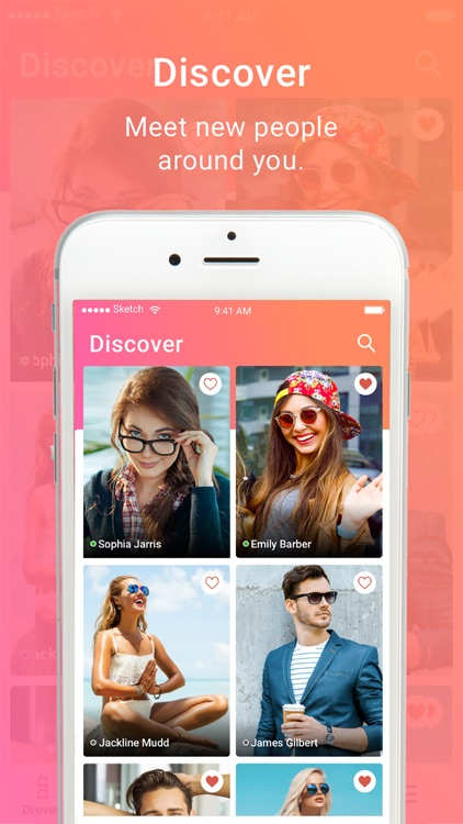 Arimojo - The Dating Chat App