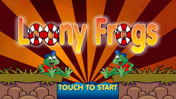 The Loony Frogs LT