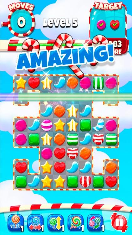 Candy Pop - Match 3 Jam