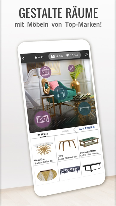 Herunterladen Design Home: Häuser renovieren für Android