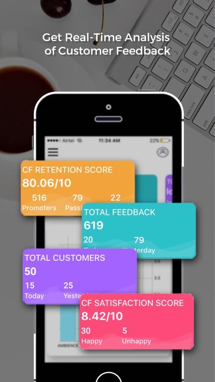 Customer Survey App