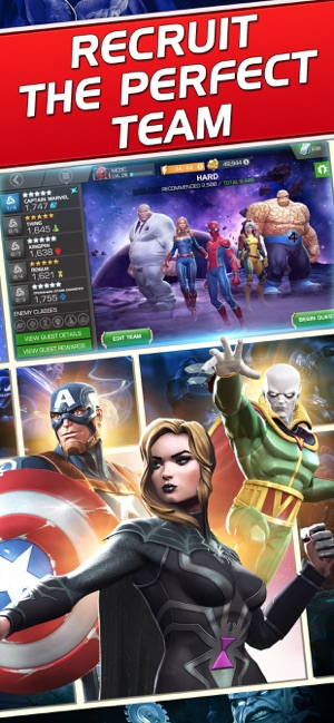 Mod Game MARVEL Contest of Champions for iOS