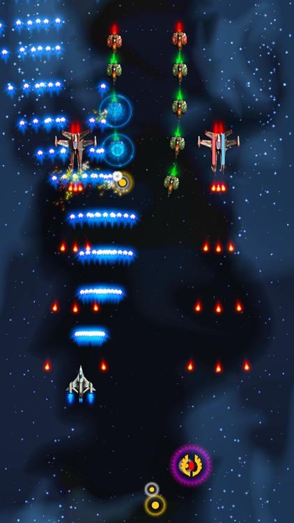 Galaxy Shooter: Space Attack screenshot-5