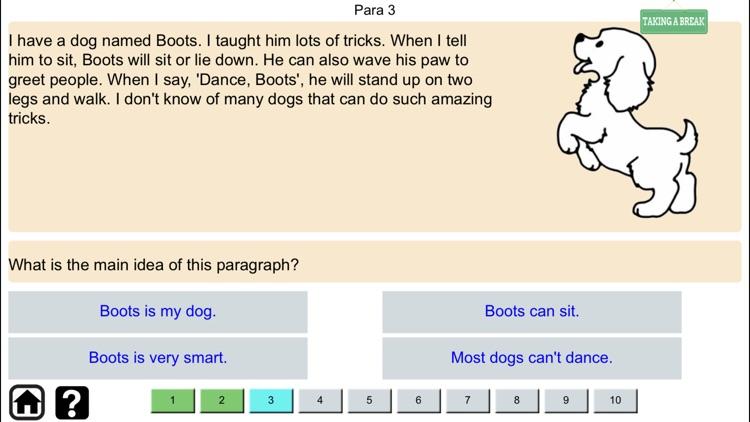 3rd Grade Comprehension Skills screenshot-4