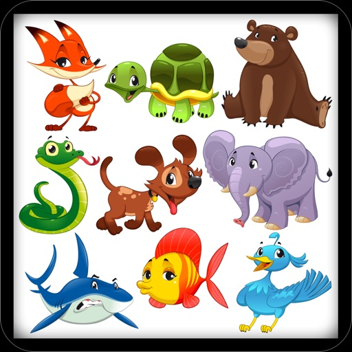 Wildlife Animal Stickers