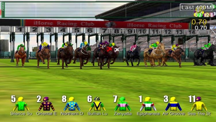 iHorse Betting on horse racing