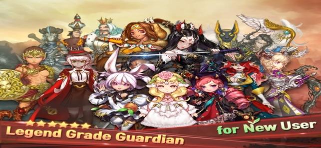 Mod Game Guardian Soul : Legion for iOS