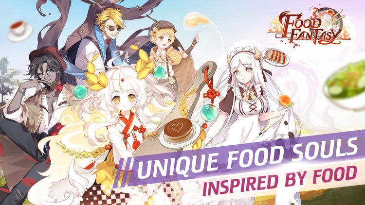Food Fantasy screenshot-4