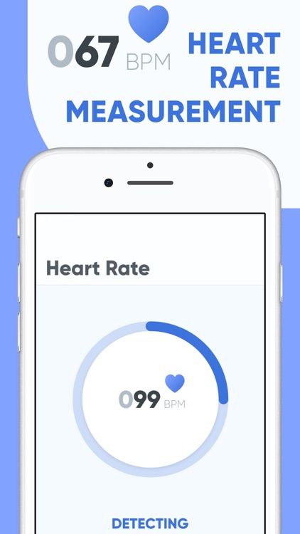PulseRate. Heart rate checker