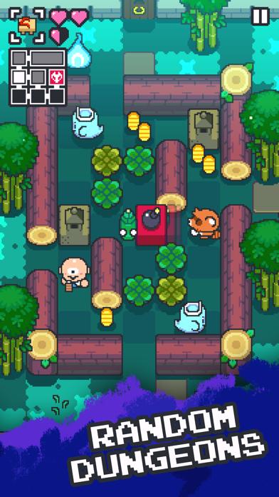Yokai Dungeon screenshot 2