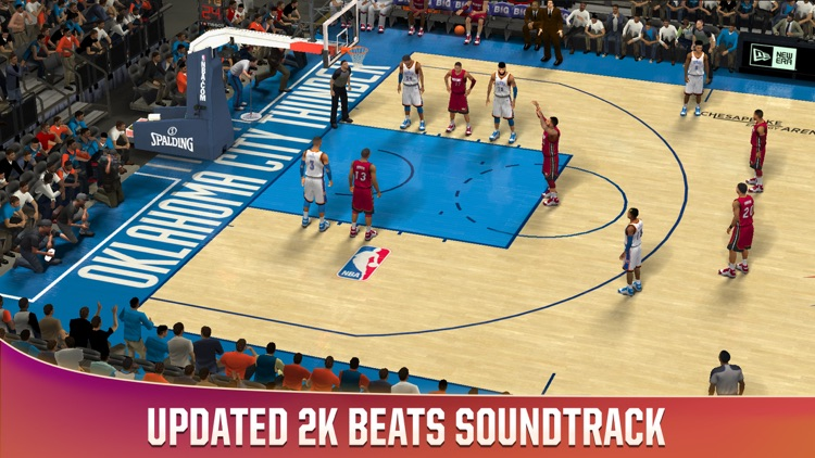 NBA 2K20 screenshot-4