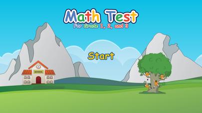 Math Test for Grade 1, 2, 3 - 窓用