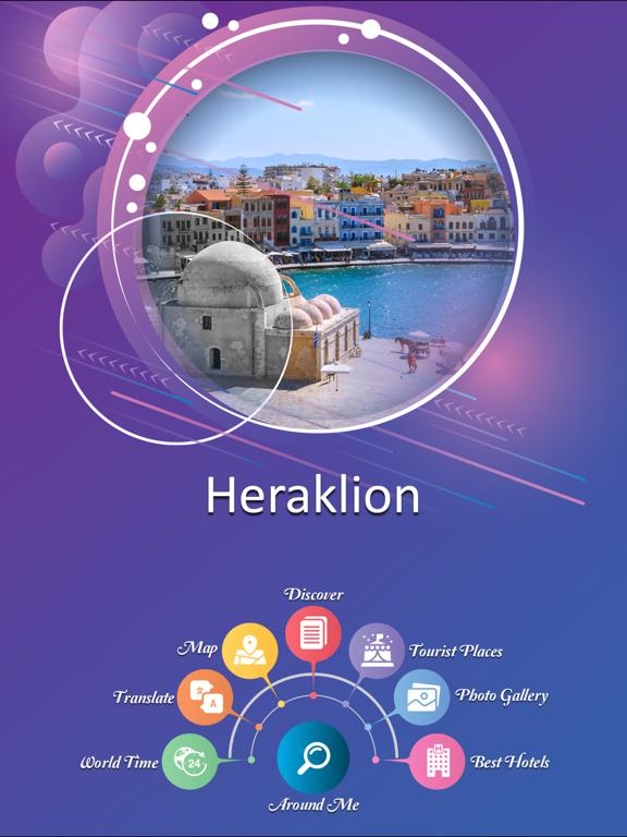 Heraklion Travel Guide screenshot 7