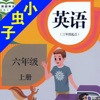 小虫子(PEP人教小学英语六年级上册)
