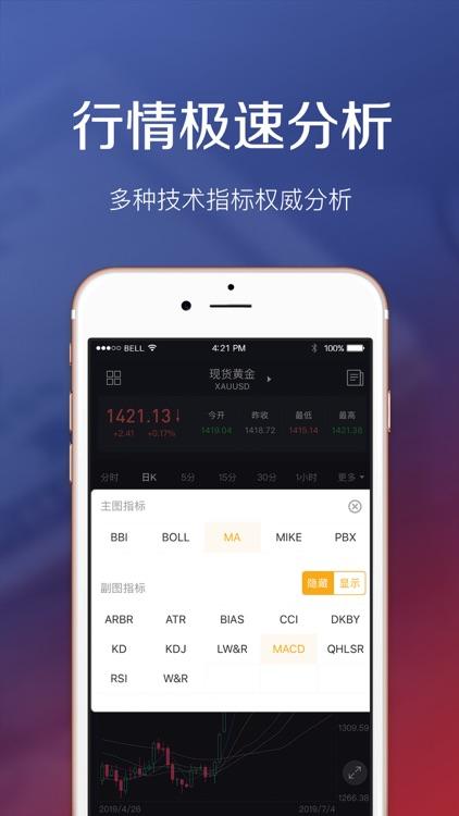 恒信贵金属-原油期货外汇投资平台 screenshot-6