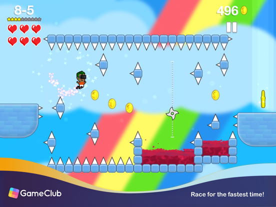 Mikey Jumps - GameClub screenshot 9
