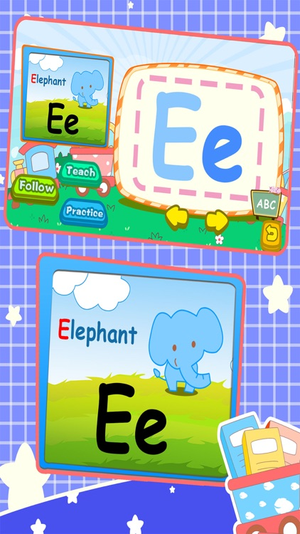 Alphabet English ABC Writing screenshot-5
