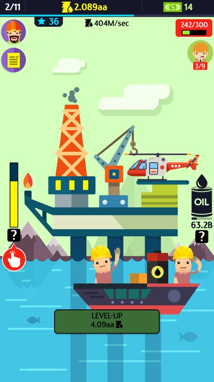 Oil, Inc. - Idle Clicker screenshot-4