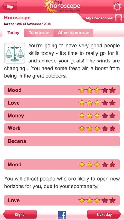 My Daily Horoscope ©