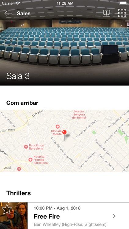 Multifestival App Suitevent screenshot-3