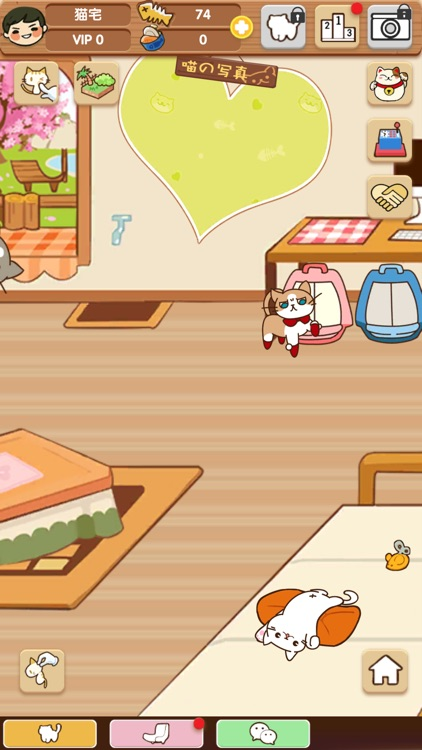 猫咪挂机 screenshot-2