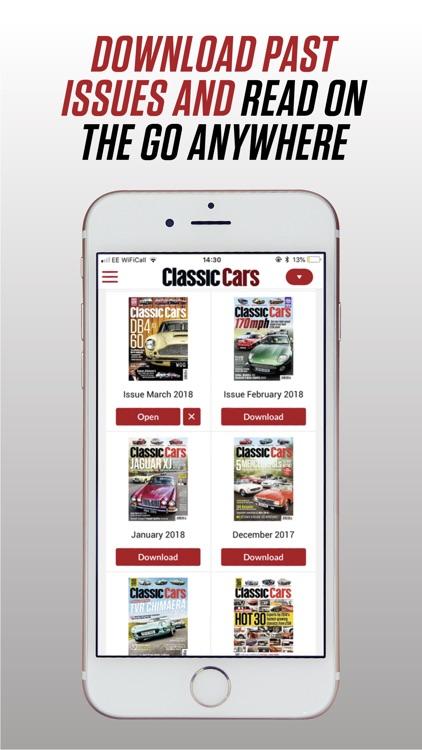 Classic Cars magazine screenshot-6