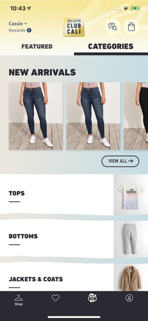 Hollister So Cal Style on the App Store