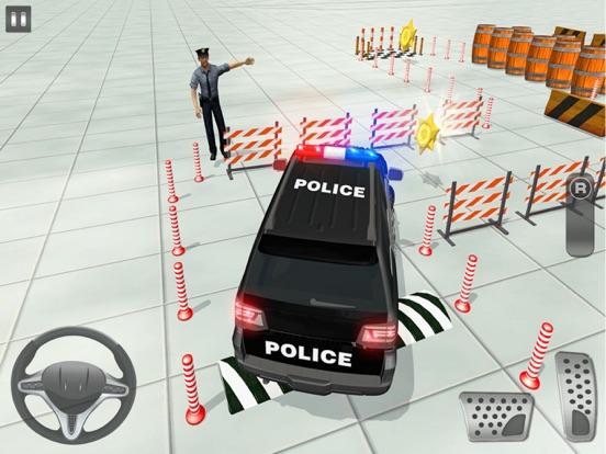 Advance Police Parking Game screenshot 12