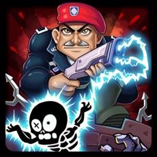 Metal Army VS US Zombie