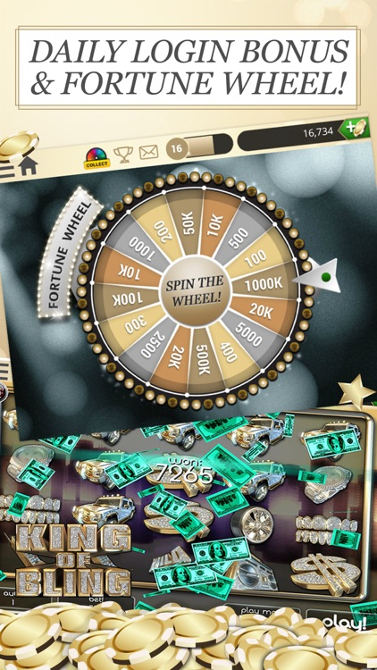 Turning Stone Online Casino screenshot-1