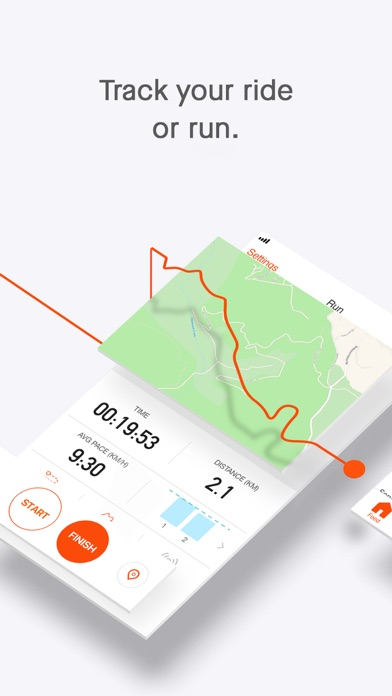 Screenshot for Strava: Run & Ride Training in Egypt App Store