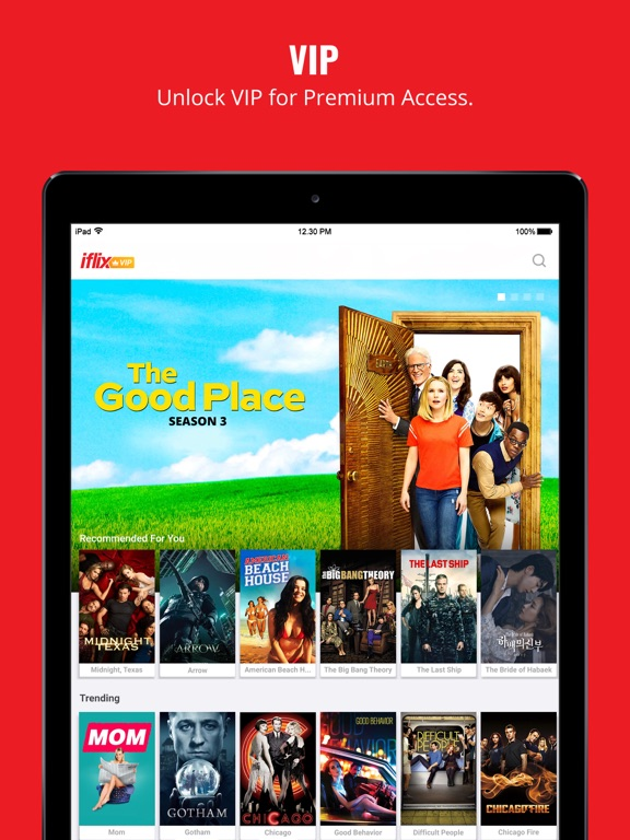 iflix: Movies, TV Series, News | App Price Drops