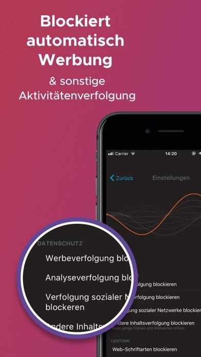 Firefox KlarScreenshot von 1