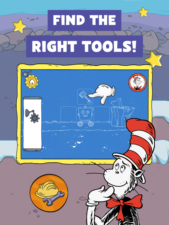 The Cat in the Hat Invents screenshot 9