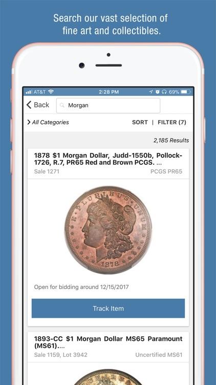Heritage Auctions screenshot-3