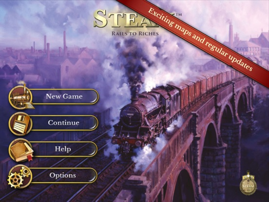 Steam: Rails to Riches Screenshots